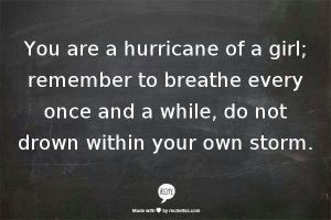 hurricane girl